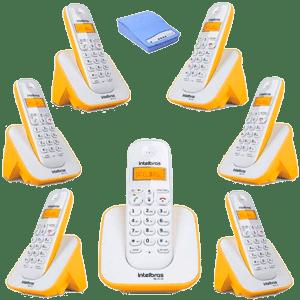 Telefone Sem Fio para Escritórios