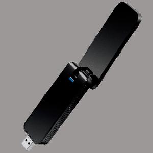 Adaptador Wi-Fi USB com Bom Desempenho