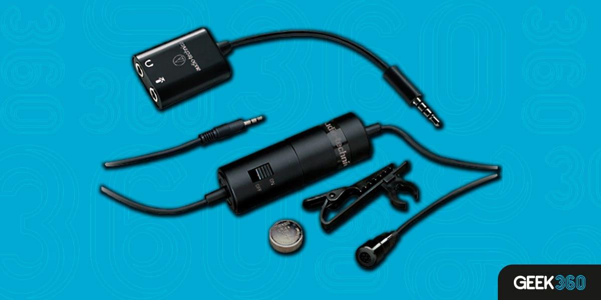 Microfone de Lapela Barato com Som de Qualidade
