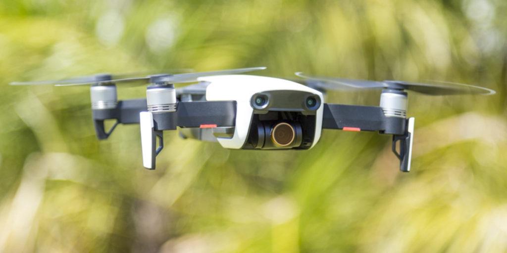Drone com Câmera mais Portátil
