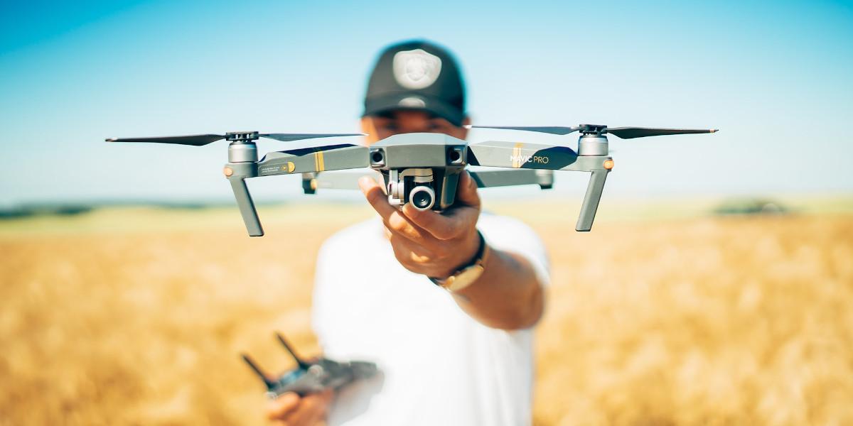 Melhor drone com camera - capa