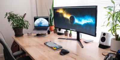 Os 6 Melhores Monitores Curvos em 2020