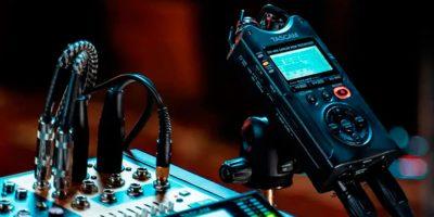 Os 7 Melhores Gravadores de Áudio 2021