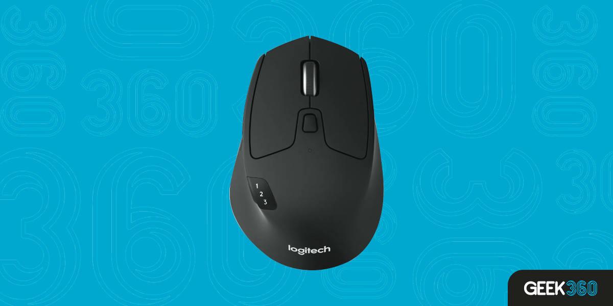 Mouse Logitech M720 Triathlon