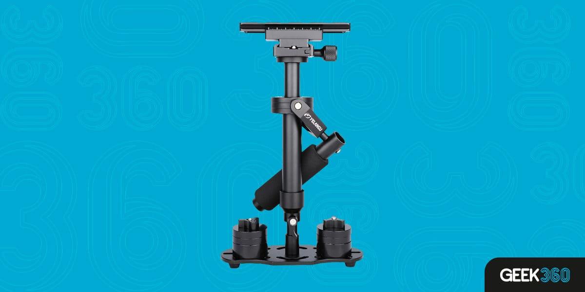 Estabilizador de Câmeras DSLR