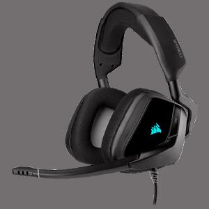 Headsets da Corsair com Ótimos Recursos para Jogos