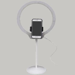 Ring Light Portátil para Maquiagem