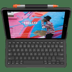 Melhor Capa com Teclado para iPad