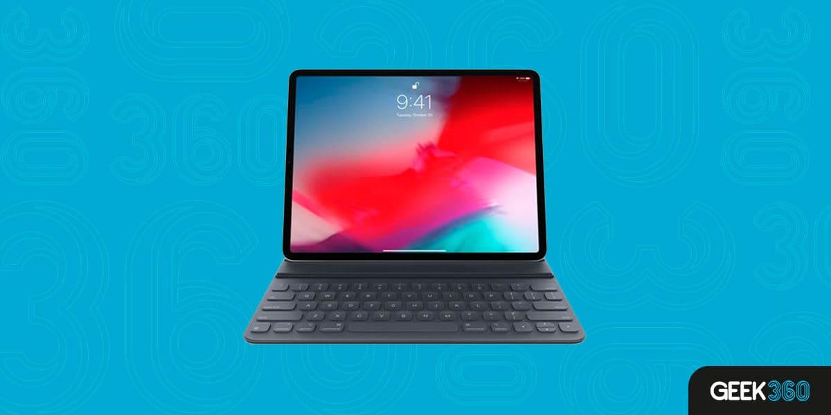 Melhor Capa com Teclado para iPad Pro 12,9