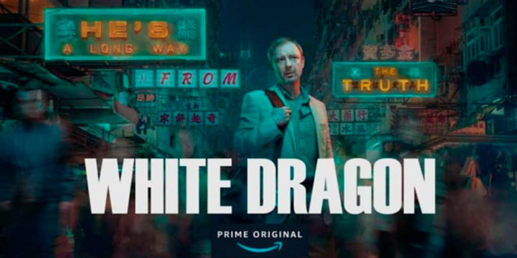 White Dragon amazon prime