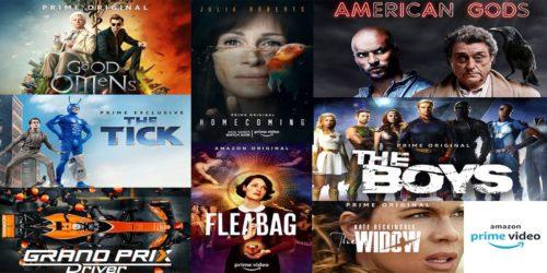 As 22 Melhores Séries para Assistir no Amazon Prime Video