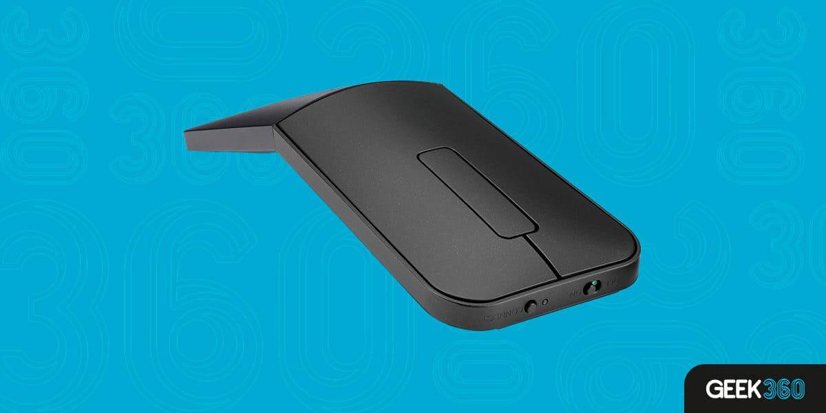 Apresentador e Mouse Elite HP