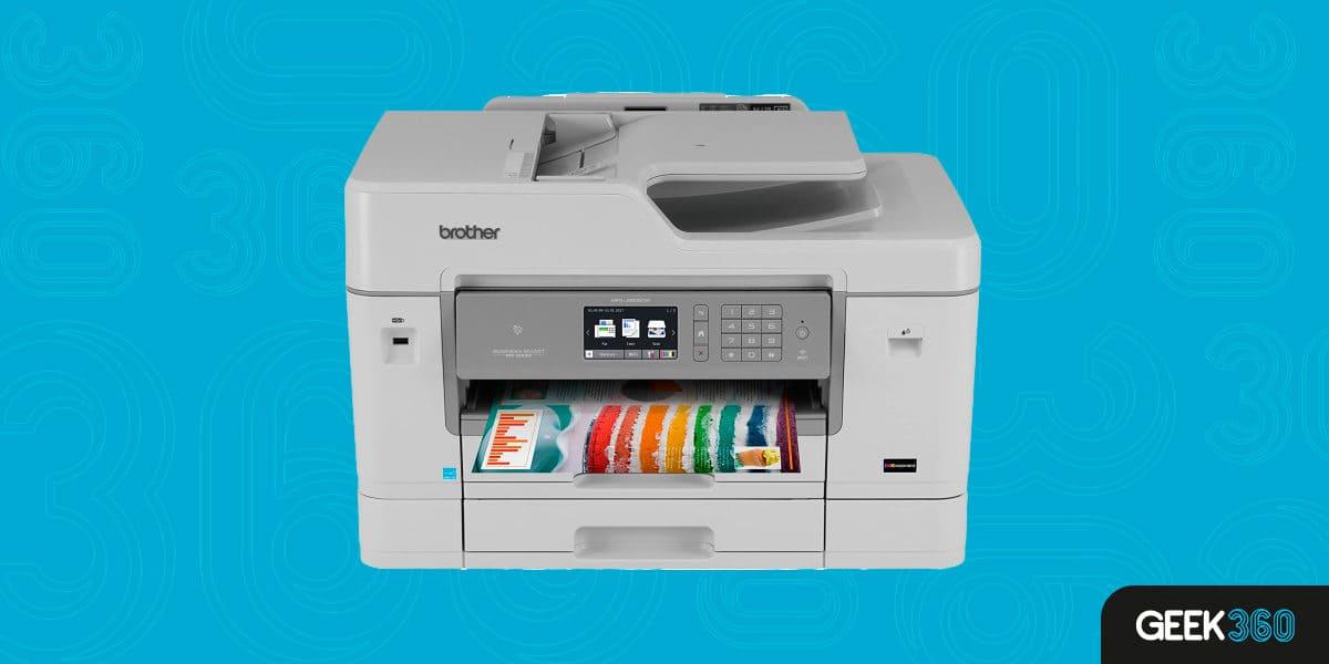 Impressora Multifuncional Brother MFCJ6935DW