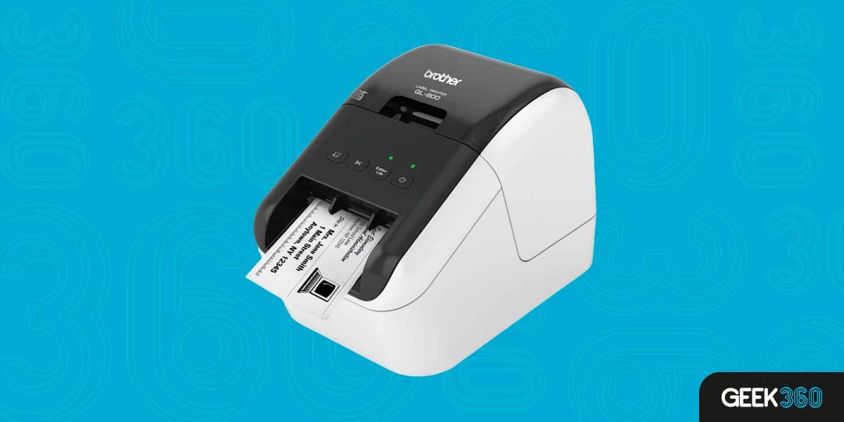 Impressora Térmica Brother QL800