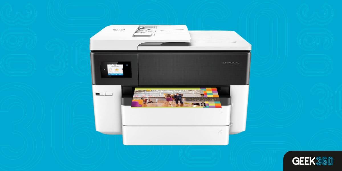 Impressora HP OfficeJet Pro 7740 G5J38A