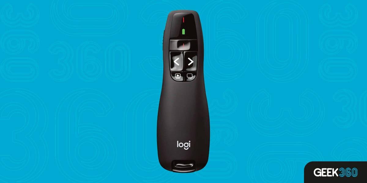 Apresentador Logitech R400