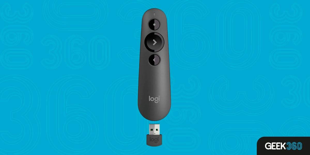 Apresentador Logitech R500