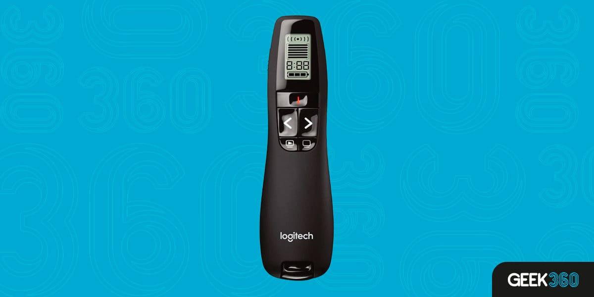 Apresentador Logitech R800