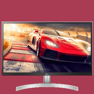 Monitor 4K LG 27UL500