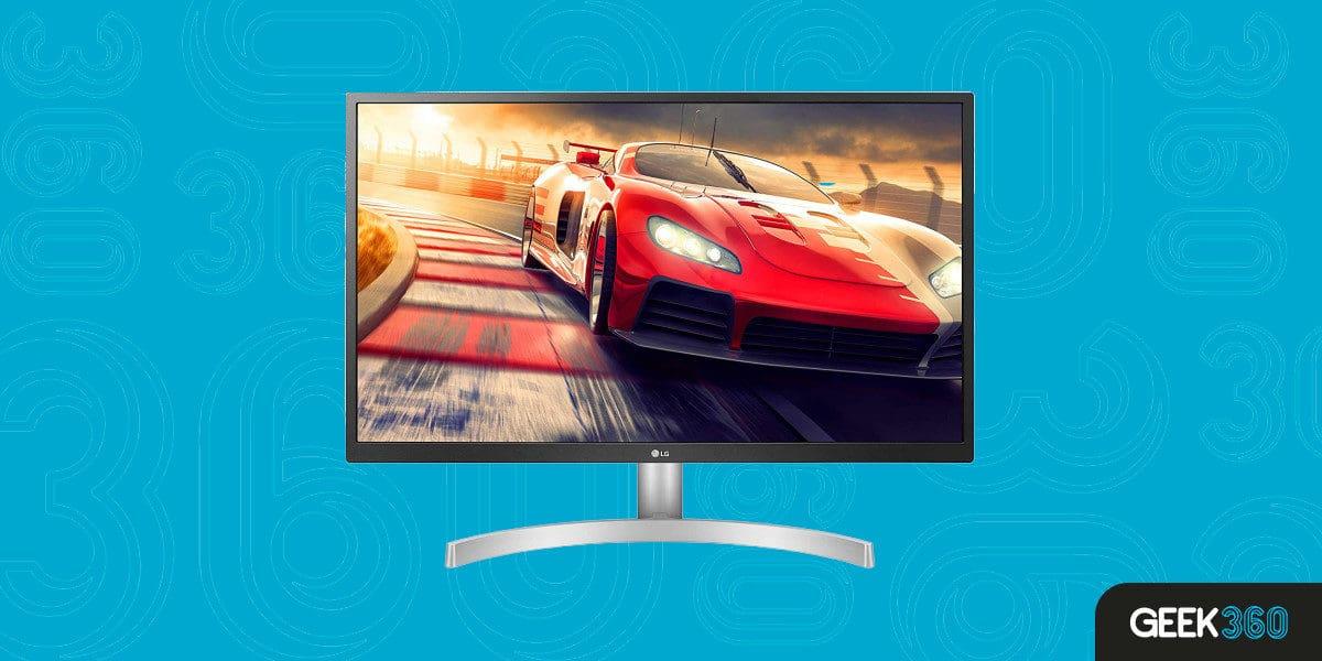 Monitor 4K LG 27UL5000