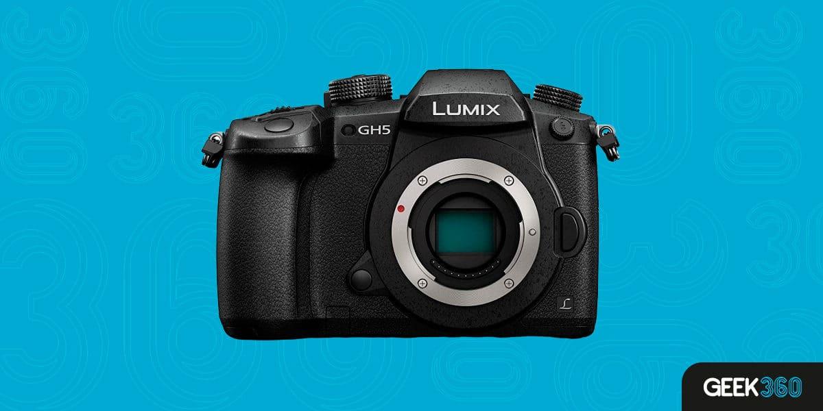 Câmera Panasonic Lumix DC-GH5 Digital