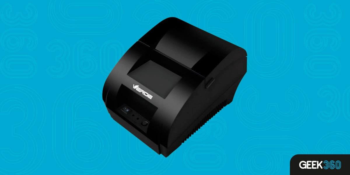Impressora Térmica Pelegrin HRX-HT-158