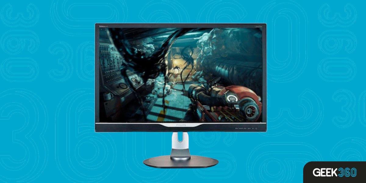 Monitor Gamer 4K Mais em Conta