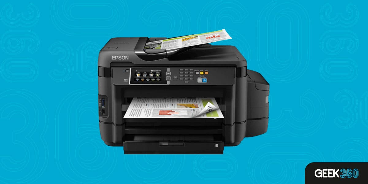 Impressora Epson EcoTank L1455