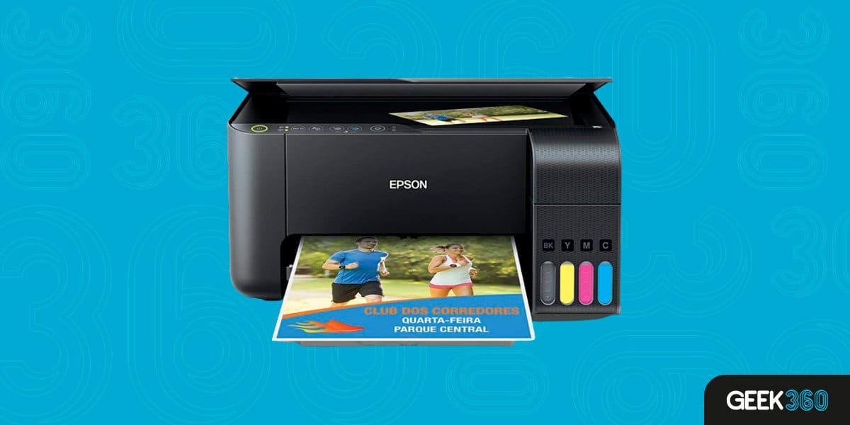 Impressora Epson EcoTank L3150