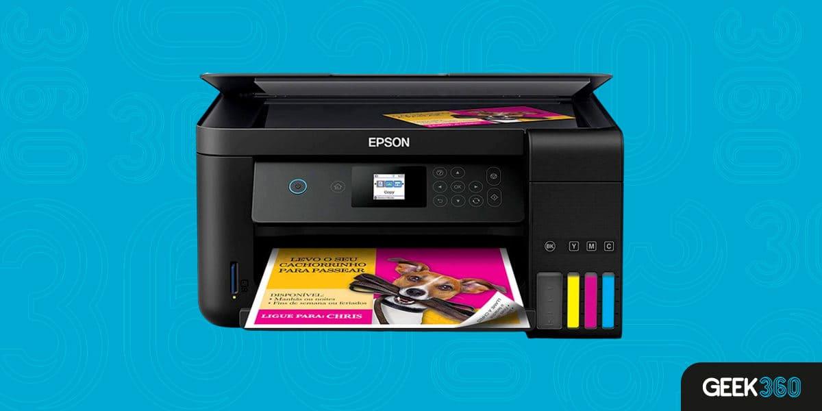 Impressora Epson Ecotank L4160