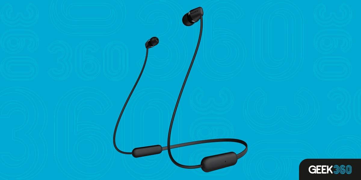 Fone de Ouvido Sony Bluetooth Wi-C200/B