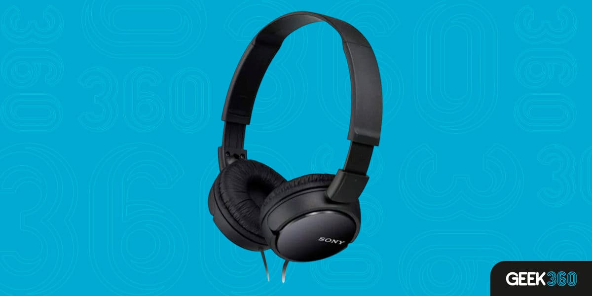 Headset Sony MDR-ZX110