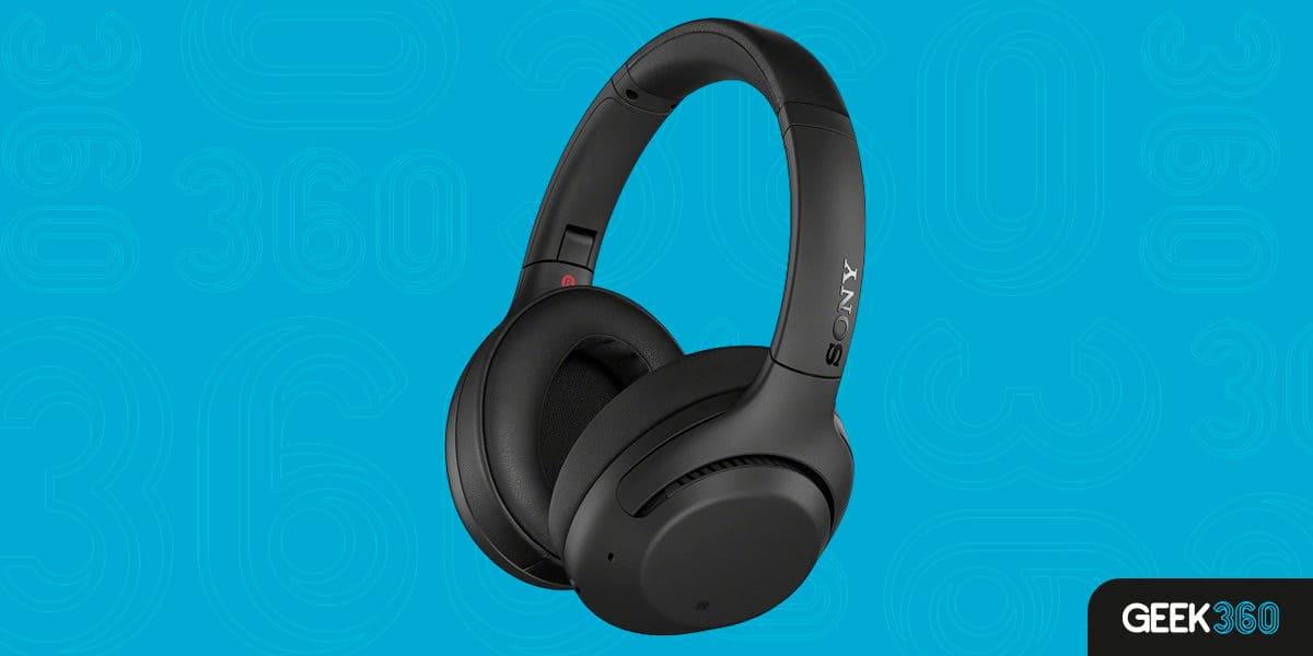 Headset Sony WH-XB900N