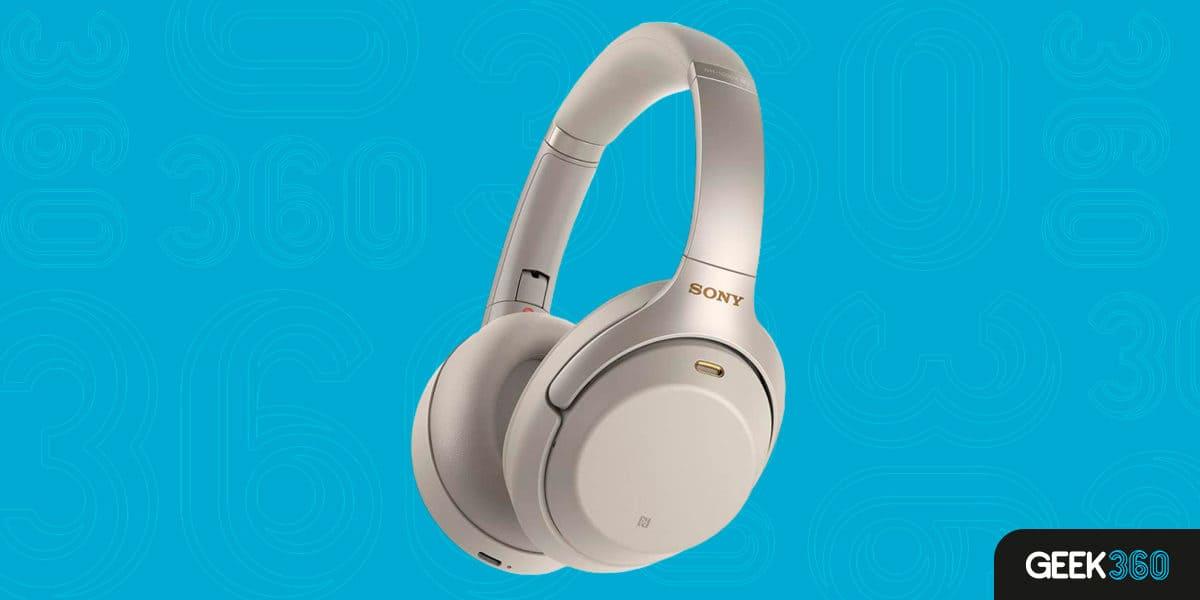 Headset Sony WH1000XM3