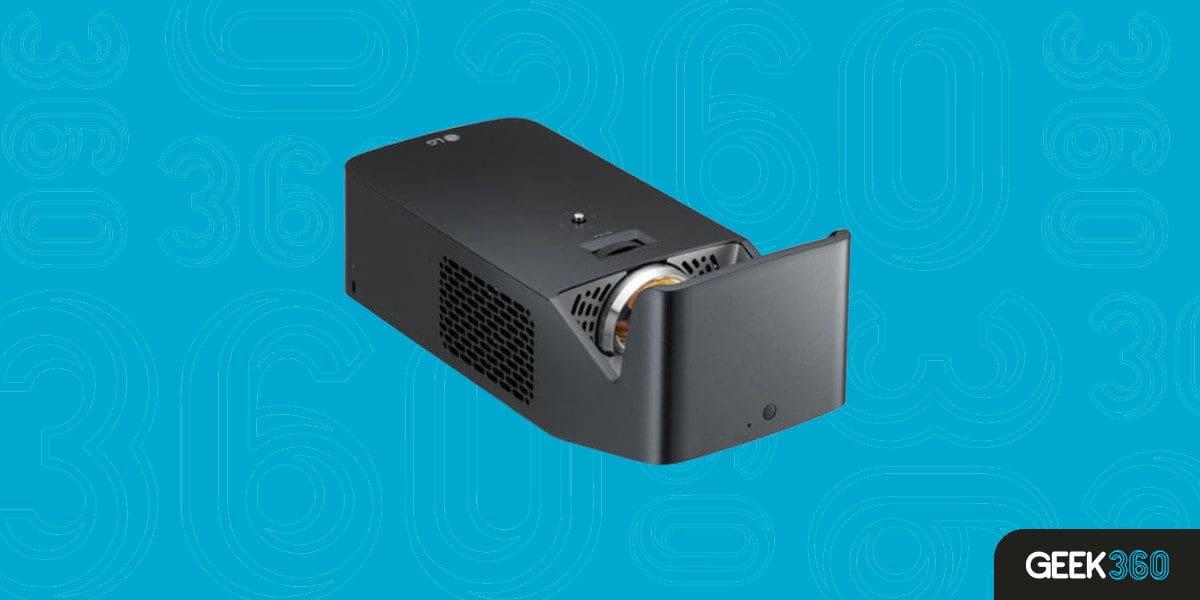 Mini Projetor LG CineBeam TV PF1000UW