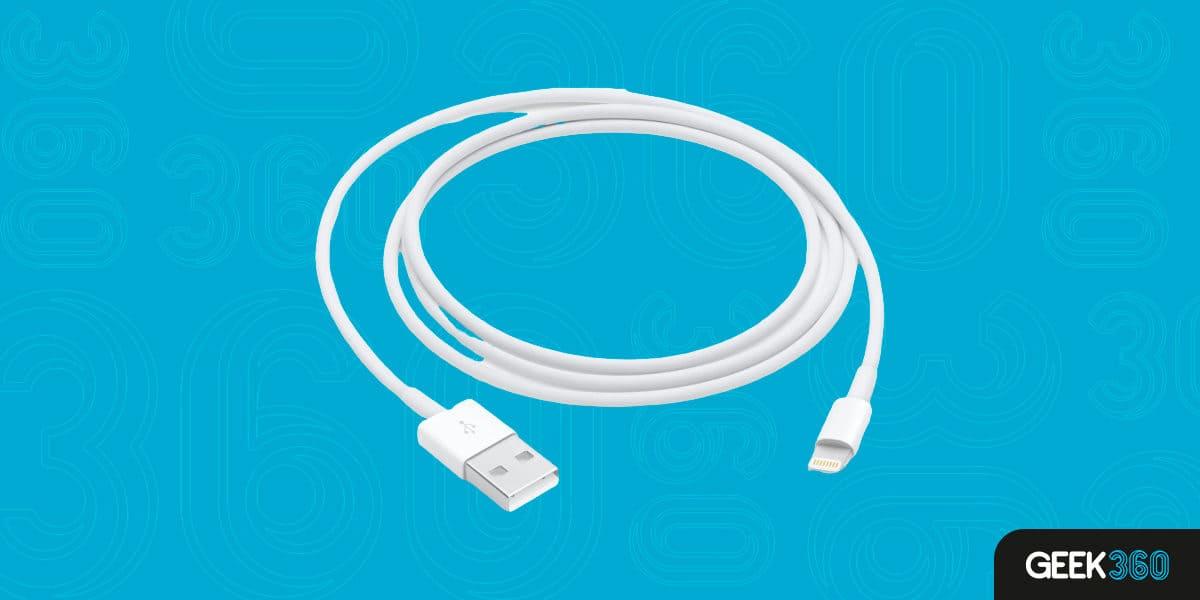Cabo Lightning USB Apple Original