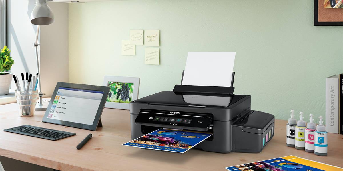 Melhor Impressora Epson Ecotank