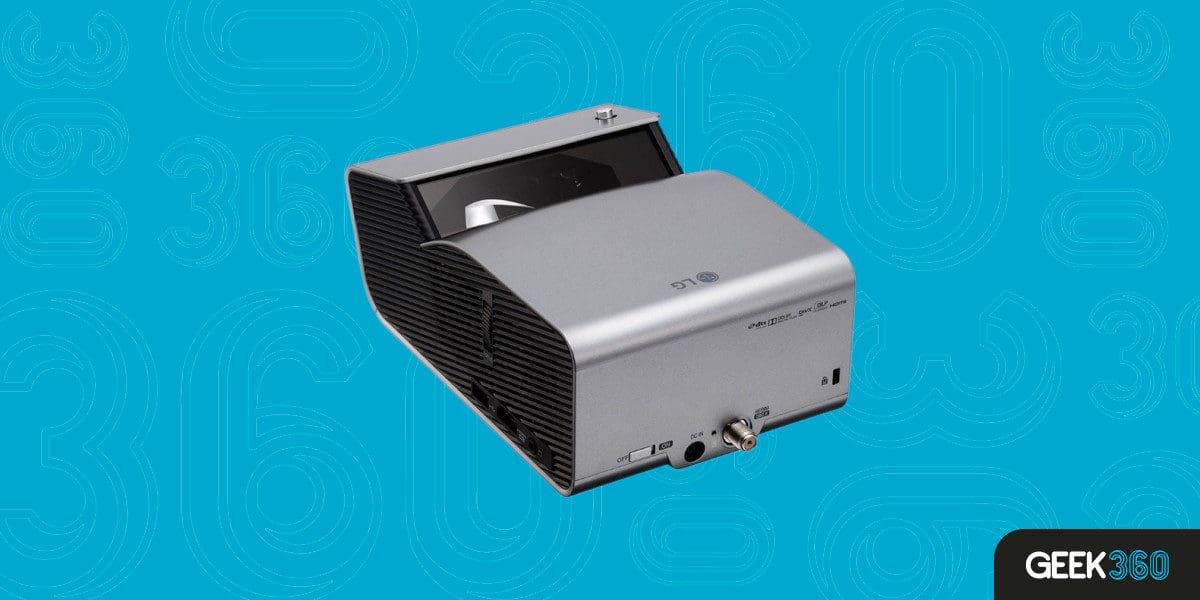 Mini Projetor LG MiniBeam PH450U