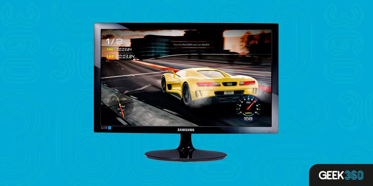 Monitor Samsung LS24D332HSX/ZD