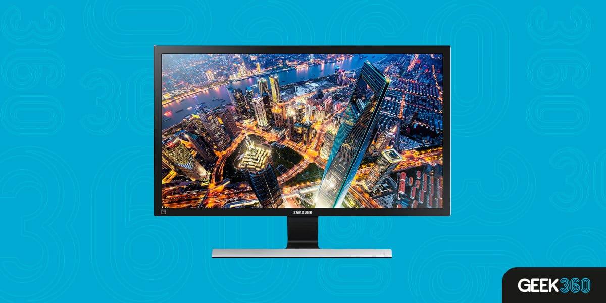 Monitor Samsung U28E590D