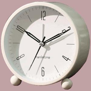 Relógio Despertador Analógico Infantil