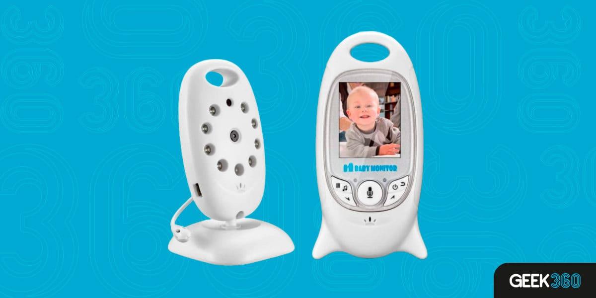Melhor Babá Eletrônica com Visão Noturna