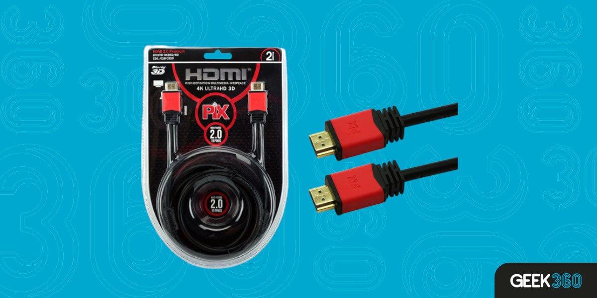 Cabo HDMI 4K Bom e Barato