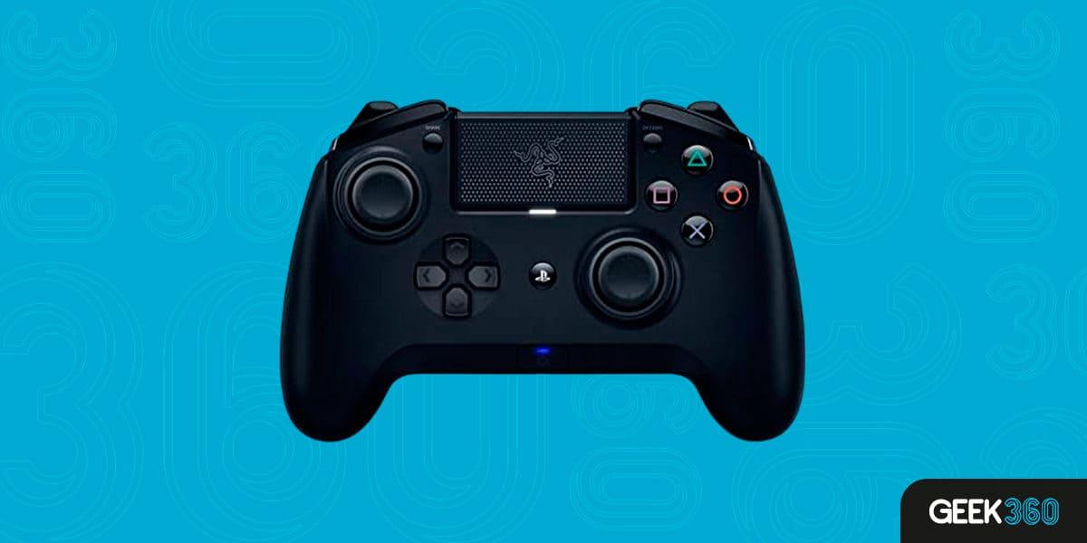 Melhor Controle Sem Fio para PS4