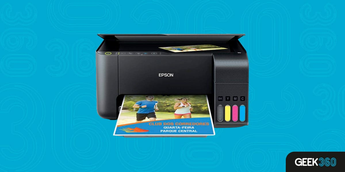 Melhor Impressora com wifi Custo Benefício
