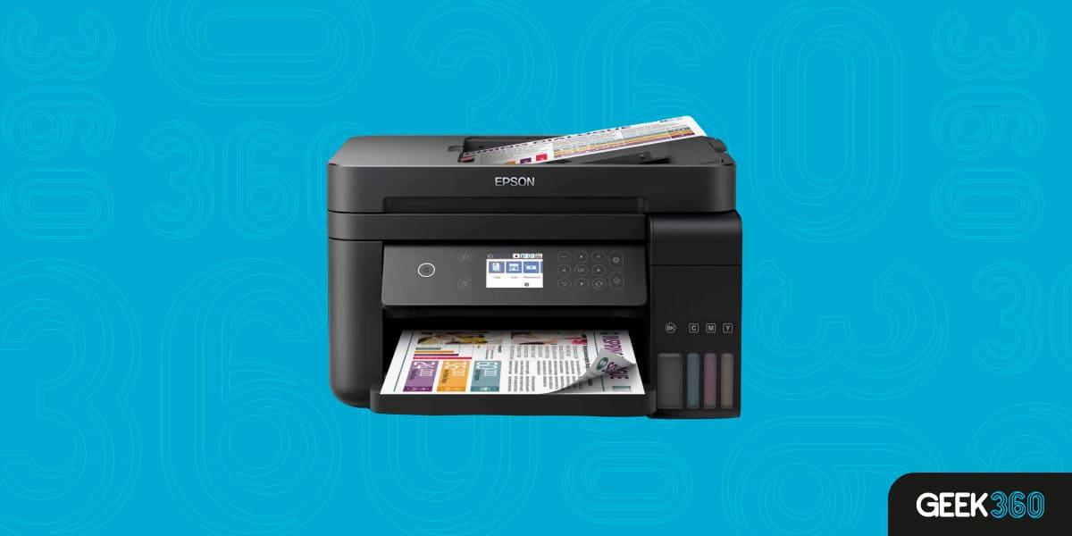 Melhor Impressora Colorida com Wi-Fi