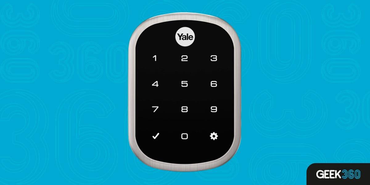 Fechadura Digital Yale YRD 256