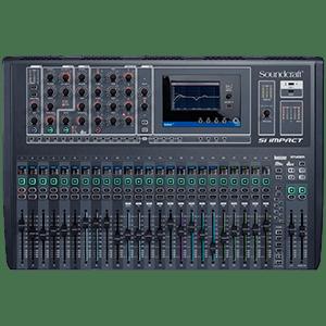 Mixer SI Impact Soundcraft<