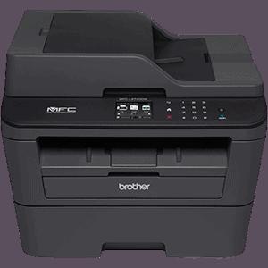 Impressora Monocromática Laser Brother MFCL2740DW