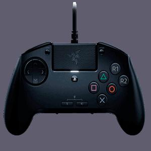 Controle PS4 Razer Raion Fightpad